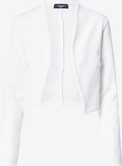 SISTERS POINT Blazer 'GRIDO' en blanco, Vista del producto