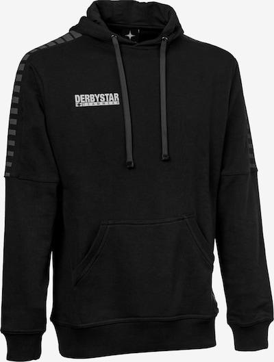 DERBYSTAR Sweatshirt in schwarz, Produktansicht