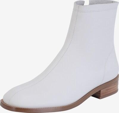 Ekonika Enkellaarsjes in de kleur Wit, Productweergave