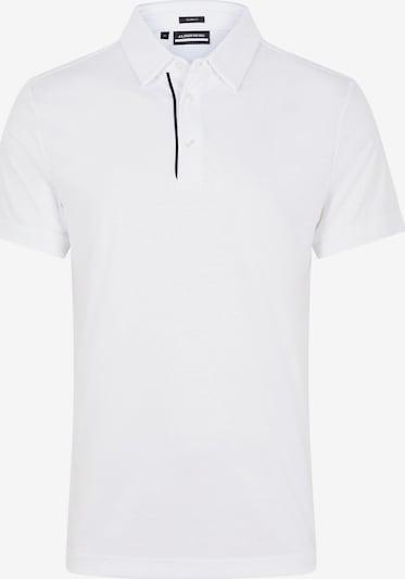 J.Lindeberg Poloshirt in naturweiß, Produktansicht