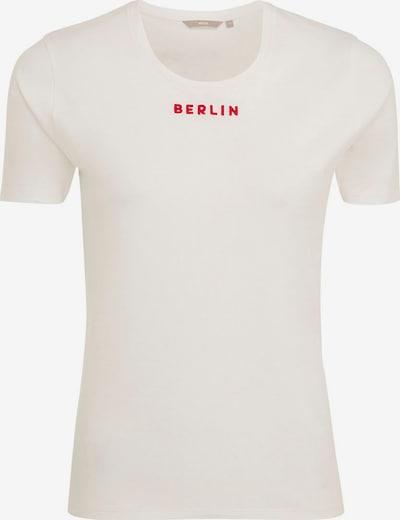 MEXX Kurzarmshirt in offwhite, Produktansicht