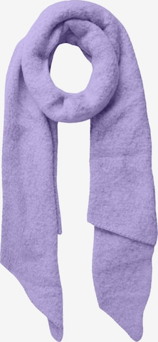 PIECES Scarf 'Pyron' in Purple