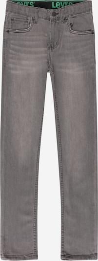 Jeans LEVI'S pe gri denim, Vizualizare produs