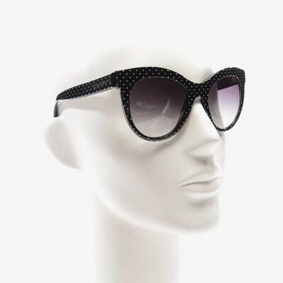 Großhandel DOLCE & GABBANA Sonnenbrille in One Size in schwarz / weiß oE19d