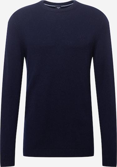 JOOP! Jeans Tröja 'Laurel' i mörkblå, Produktvy