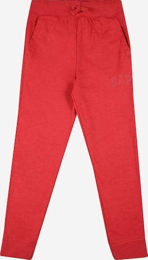 Pantaloni GAP di colore rosso, Visualizzazione prodotti
