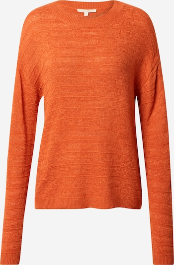TOM TAILOR DENIM Pullover in cognac, Produktansicht