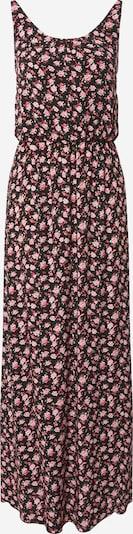 Hailys Letní šaty 'Doris' - zelená / růžová / pitaya / světle růžová / černá, Produkt