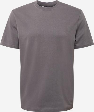 Only & Sons T-Shirt 'ANEL' in dunkelgrau, Produktansicht