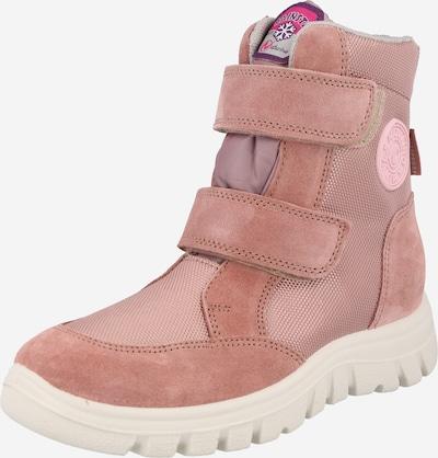 NATURINO Stiefel in rosé / puder, Produktansicht