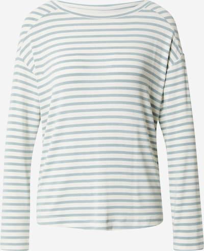 s.Oliver T-Shirt in hellblau / weiß, Produktansicht