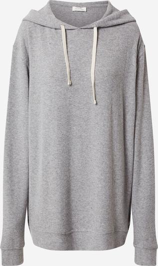 AMERICAN VINTAGE Sweat-shirt en gris, Vue avec produit