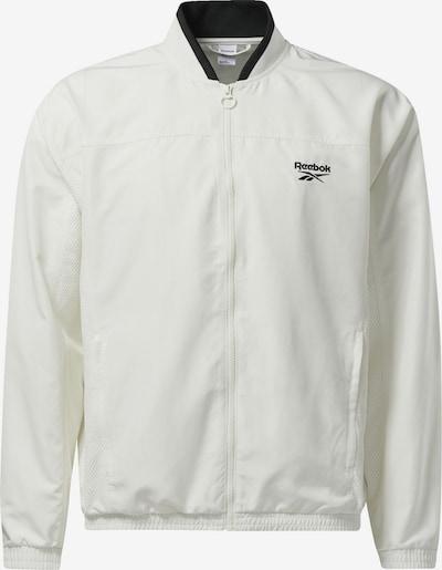 Reebok Classics Jacke in weiß, Produktansicht