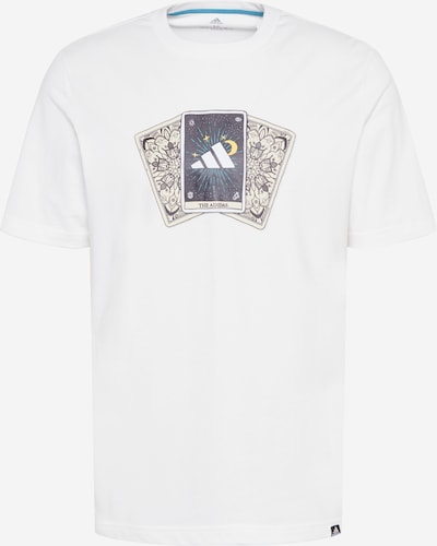 ADIDAS PERFORMANCE Koszulka funkcyjna 'Tarot' w kolorze jasnoniebieski / żółty / czarny / offwhitem, Podgląd produktu