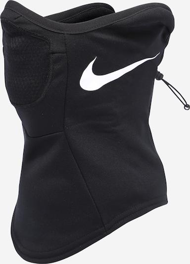 Fulare sport NIKE pe negru / alb, Vizualizare produs