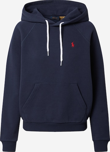 POLO RALPH LAUREN Sweatshirt in de kleur Navy, Productweergave