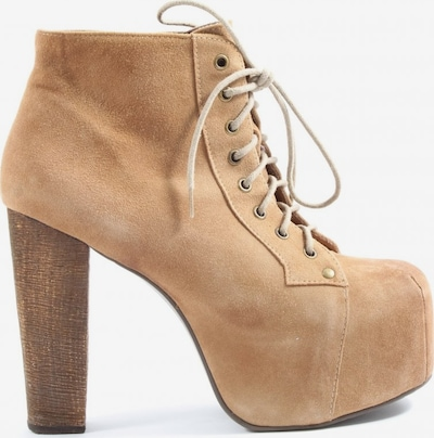 Jeffrey Campbell Dress Boots in 40 in Brown, Item view