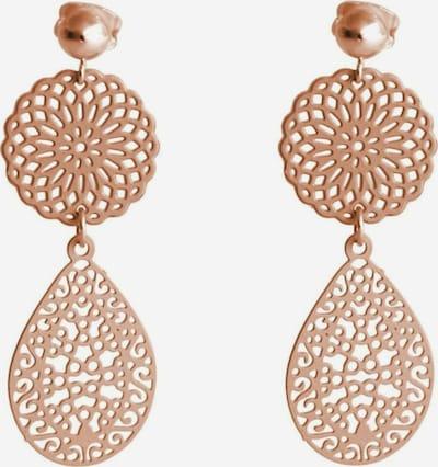 Gemshine Ohrringe in rosegold, Produktansicht