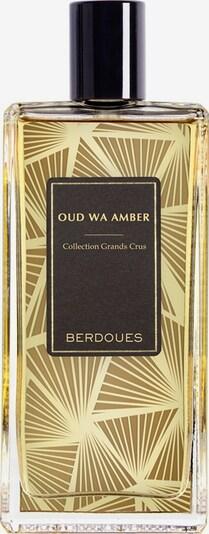 Berdoues Eau de Parfum  'Wa Amber' in transparent, Produktansicht