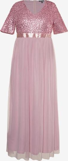 Ulla Popken Abendkleid in rosa / altrosa, Produktansicht