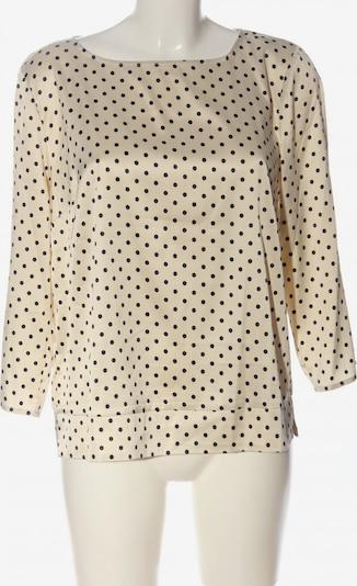 REKEN MAAR Blouse & Tunic in L in Cream / Black, Item view
