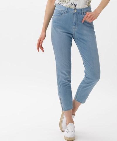Jeans 'Mary' BRAX pe albastru denim, Vizualizare model