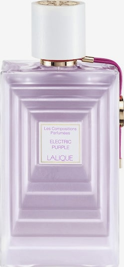LALIQUE Eau de Parfum 'Electric Purple' in transparent, Produktansicht