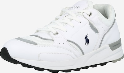 Polo Ralph Lauren Nízke tenisky 'TRACKSTR 200' - sivá / biela, Produkt