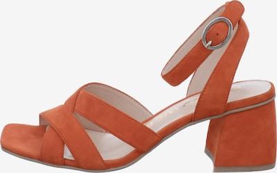 GERRY WEBER SHOES Sandale ' Ghina 02' in dunkelorange, Produktansicht