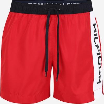 Tommy Hilfiger Underwear Plavecké šortky - krvavě červená / černá / bílá, Produkt