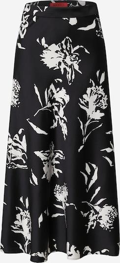 Fustă 'DOCILE' MAX&Co. pe negru / alb, Vizualizare produs