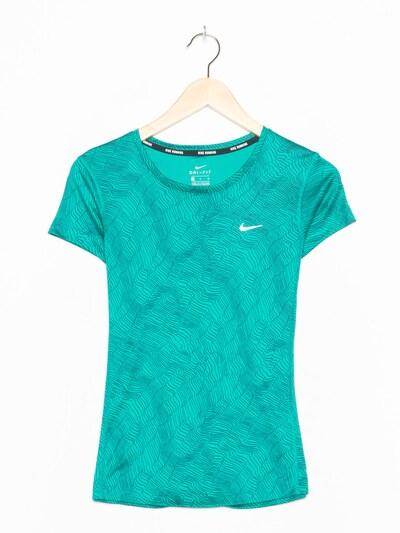 NIKE Sport T-Shirt in S in jade, Produktansicht