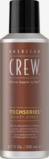 American Crew Haarspray 'Tech Series Boost' in, Produktansicht