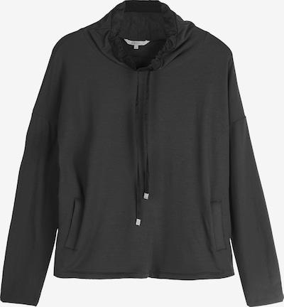 Sandwich Pullover in schwarz, Produktansicht