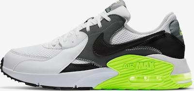 Nike Sportswear Sneaker 'Air Max Excee' in grau / kiwi / schwarz / weiß, Produktansicht