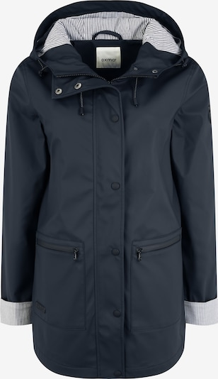 Oxmo Regenjacke 'Becky' in blau, Produktansicht