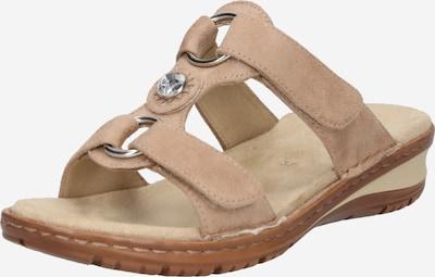 ARA Pantofle 'HAWAII' - hnědá, Produkt