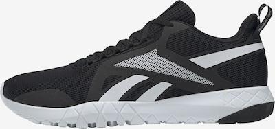 REEBOK Sportschoen 'Force' in de kleur Zwart / Wit, Productweergave