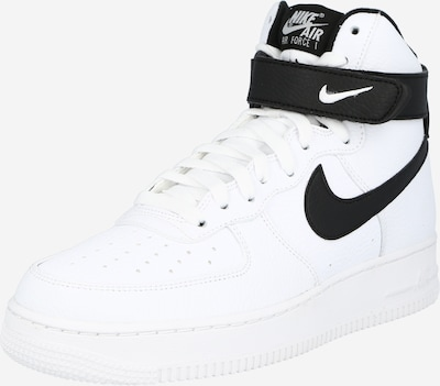 Nike Sportswear Sneaker 'Nike Air Force 1 '07' in schwarz / weiß, Produktansicht