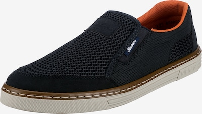 RIEKER Schuh in dunkelblau, Produktansicht