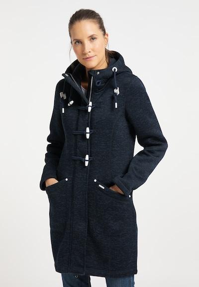ICEBOUND Manteau mi-saison en bleu foncé, Vue avec modèle
