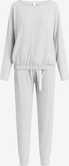 CCDK Copenhagen Pyjama in hellgrau, Produktansicht