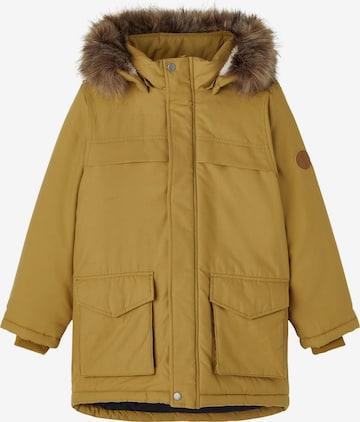 NAME IT Between-Season Jacket 'MABE' in Brown