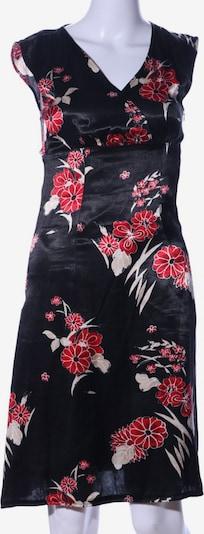 IMITZ Minikleid in XS in creme / rot / schwarz, Produktansicht