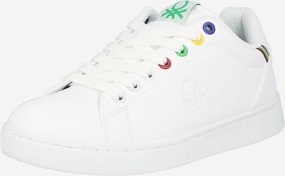 Benetton Footwear Niske tenisice 'PENN MULTIRINGS' u miks boja / bijela, Pregled proizvoda
