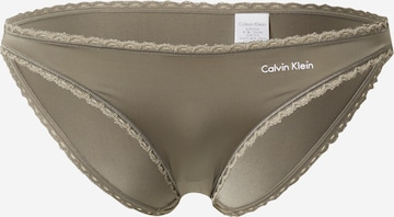 Calvin Klein Underwear Slip i grå