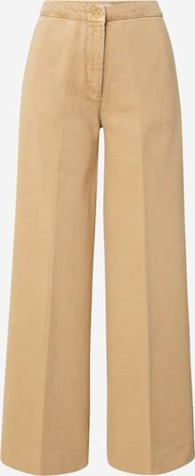 Pantaloni con piega frontale Samsoe Samsoe di colore camello, Visualizzazione prodotti