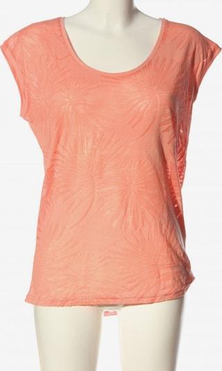 BEACH TIME Strickshirt in M in hellorange, Produktansicht
