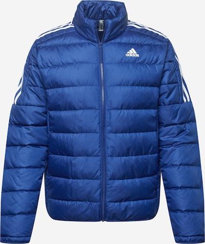 ADIDAS PERFORMANCE Sportjacke in blau / weiß, Produktansicht