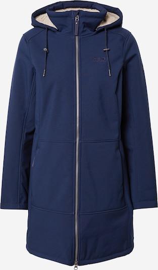 Striukė-paltas 'Windy Valley' iš JACK WOLFSKIN, spalva – tamsiai mėlyna, Prekių apžvalga